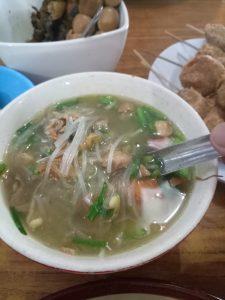 Kuliner Semarang Soto Bangkong