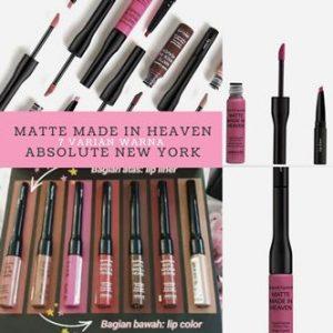 Matte Made in Heaven