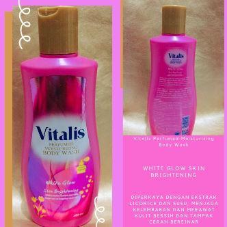 vitalis body wash