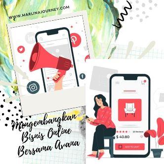 Mengembangkan Bisnis Online Bersama Avana