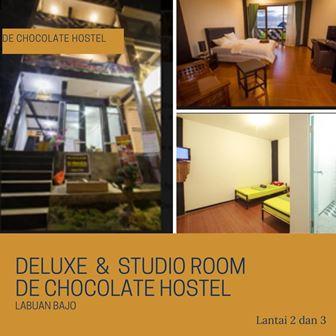 De Chocolate Hostel labuan bajo