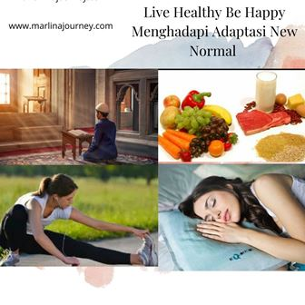 Live Healthy Be Happy