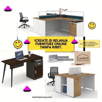 iCreate.id Belanja Furniture Online Tanpa Ribet