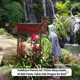 Indahnya Pesona Air Terjun Banyumala Di Bali Utara, Yakin Gak Pengen Ke Sini?