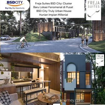 Freja suites di pusat BSD City