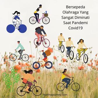 Bersepeda Olahraga Yang Sangat Diminati