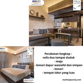 Freja Suites di Pusat BSD City