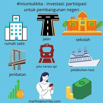 #IniUntukKita – Investasi : Partisipasi Untuk Pembangunan Negeri