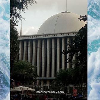 Wisata Jakarta Istiqlal