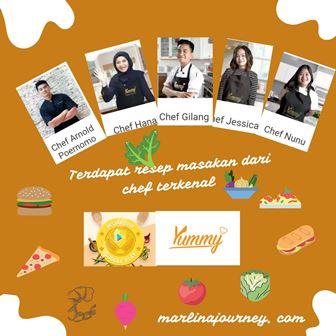 chef di yummy app