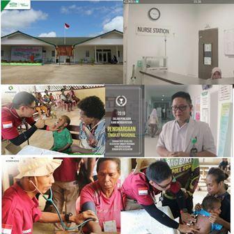 klinik-Asiki-di-pedalaman-Papua
