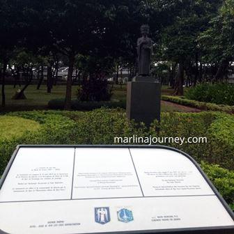Taman Cattelya nyaman di tengah kota Jakarta