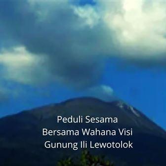 Peduli Sesama Bersama Wahana Visi Gunung Ili Lewotolok