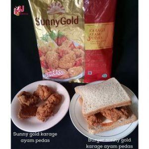 Sunny Golg Karage Ayam Pedas Yang Bikin Nagih