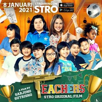 Serunya Nonton Film Teacher Di STRO