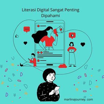 Literasi Digital Sangat Penting Dipahami