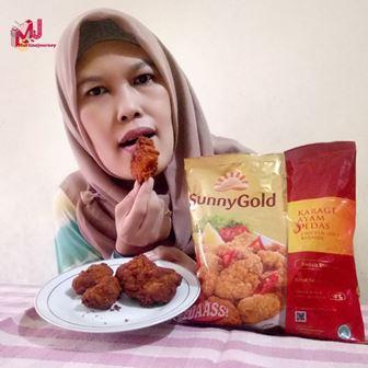 Sunny Gold Karage Ayam Pedas Yang Bikin Nagih