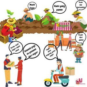 Belanja Sayuran Online Segar dan Berkualitas di Segari