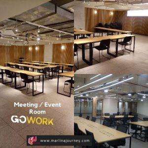 Meeting Room di GoWork