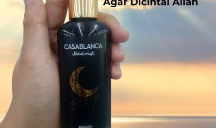 Memakai Parfum Casablanca Halal Mist Agar Dicintai Allah
