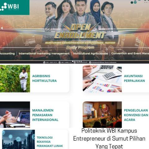 Politeknik-WBI-Kampus-Entrepreneur-di-Sumut-Pilihan-Yang-Tepat